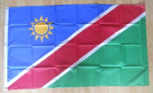 Namibia Large Country Flag - 5' x 3'.